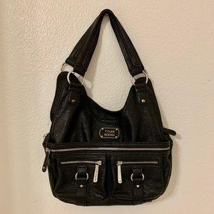 Tyler Roden Black Shoulder Bag